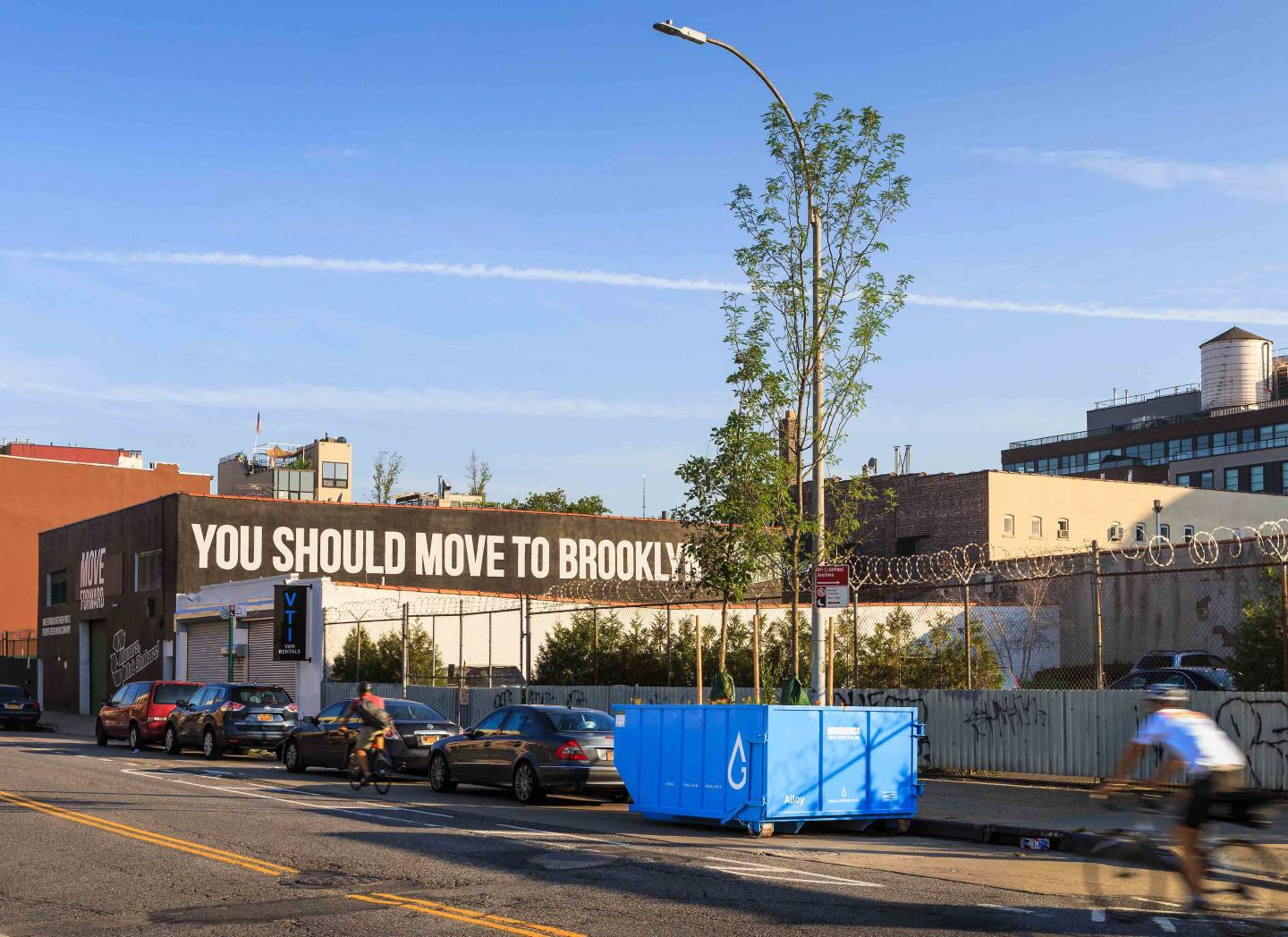 Move To Brooklyn